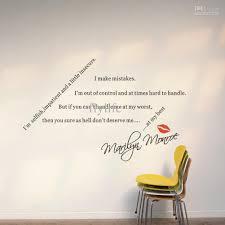 spiritual quotes sayings for lovers by marilyn monroe diy wall lettering stickers home art wall decor decals for living room bedroom vinyl wall stickers  on spiritual vinyl wall art with spiritual quotes sayings for lovers by marilyn monroe diy wall