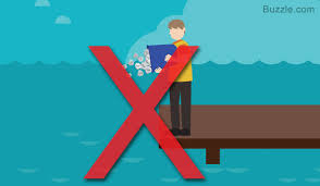 remarkably easy ways to prevent water pollution do not throw litter in water bodies