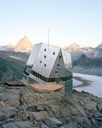 Monte Rosa Hut / Bearth & Deplazes Architekten