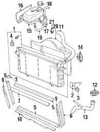 parts com® land rover discovery cooling fan oem parts diagrams 1999 land rover discovery sd v8 4 0 liter gas cooling fan