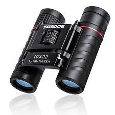 10x22 Night Vision <b>Binoculars</b>, <b>Mini</b> Pocket <b>Binoculars Folding</b> Multi ...