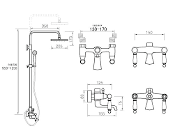 typical shower head height faucet design average height of bathtub to install grab typical height for rain shower head