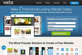 build a free website online 10 great places to build a free website web design blog
