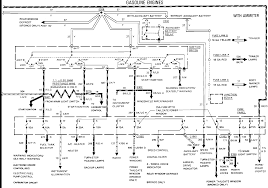 i am looking for an alternator wiring diagram for 1985 f 250 here is wiring for f250 ammeter