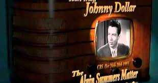 Yours Truly,Johnny Dollar The Alvin Summers Matter Part 1/3 Stereo Oldtime  Radio Crime Dra | Ajeno