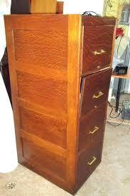 oak file cabinet rustic file cabinet endearing vintage wood file cabinet antique oak file cabinet 4