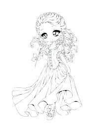 Coloring Girls Free Anime Coloring Pages Wolf Girl Page For Girls