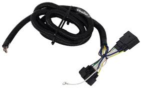 compare tow ready 5th wheel gooseneck vs curt t connector  Tow Ready Fifth Wheel And Gooseneck Wiring Harness With 7 Pole curt t connector vehicle wiring harness with 7 way trailer connector