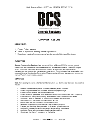 Business Owner Resume Cool Construction Business Owner Resume Samples Awesome Business 73
