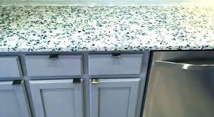 recycled glass countertops cost diy