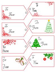 Printable Christmas Gift Tags U2013 Happy Holidays With Free Christmas Gift Tag Design