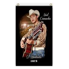 New ariel camacho tribute album includes duets with. Ariel Camacho Tribute Banner Legacy Art Collection