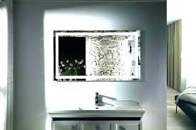 wall mirrors horizontal wall mirrors mirror a white hung long ikea horizontal wall mirrors