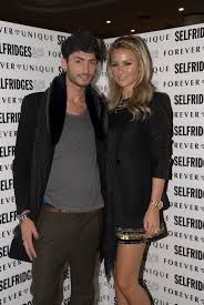 label founder lee bloor takes to the red carpet with mrs gerrard