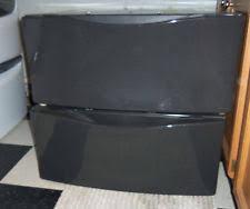 kenmore washer and dryer. 2 universal drawer pedestals kenmore elite washer \u0026 dryer graphite guc and /