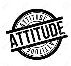 Attitude Design Attitude Rubber Stamp Grunge Design With Dust Scratches Effects