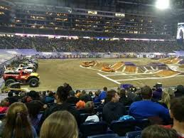 Interactive Monster Trucks Seating Chart March 26 Monster Trucks Photos At Ford Field