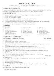 Nurse Objective Entry Level Resume Objectives Wikirian Com