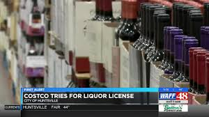 Costco Wagers With City Of Huntsville For Liquor License