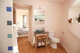 cork flooring in bathroom awesome inside 10