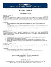 Resume Skills For Bank Teller Classy Bank Teller Resume Objective New Cashier Skills List For Resume Here
