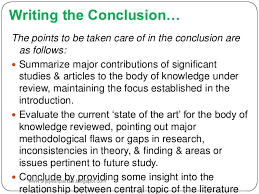 Doing a literature review in nursing   Original content SlideShare