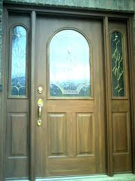 painting a steel front door how to paint a metal door to look like wood grain