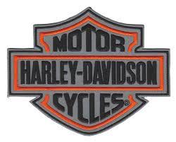 harley davidson bar shield reflector harley patch 5 x 4
