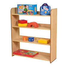 buy open back maple bookcase  tts