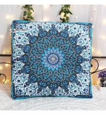 box floor pillows. Blue Star Elephant Box Pillow Floor Pillows O