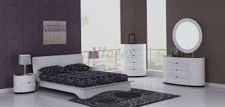 Eri All White Modern Bedroom Furniture Sets Canada Xiorex - Evonobel