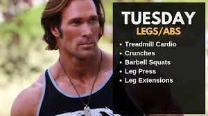 mike o hearn workout routine tuesday