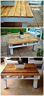 150 Best DIY Pallet Projects and Pallet Furniture Crafts - Page 70 of 75