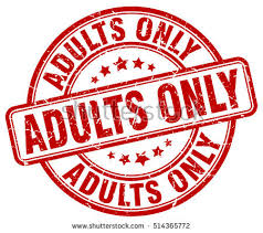 Image result for Adults only