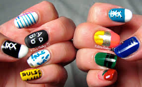 Amazing Back-To-School Nails - From Mane 'n Tail