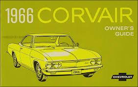 1966 chevrolet corvair wiring diagram manual reprint 1966 chevrolet corvair owner s manual reprint