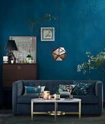 Living Room Colour Schemes Living Room Colours Schemes Moody Blues Homegirl London