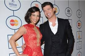paula patton and robin thicke 16. Paula Patton Demande Le Divorce Au Chanteur Robin Thicke Inside And 16