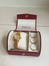 paolo gucci gucci mens watch paolo gucci interchangeable watch
