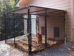 homemade dog kennels 2. Dog Kennel House Home Mansion Homemade Kennels 2