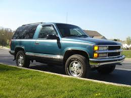 Tahoe chevy 2 door tahoe : Tahoe » 1995 Chevy Tahoe For Sale - Old Chevy Photos Collection ...