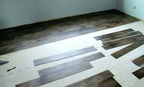 vinyl plank flooring self adhesive wealth how to install l and stick reviews glue down vs floating