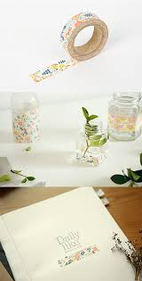 Best Masking Tape For Decorating This floral masking tape makes decorating and DIY projects super 1