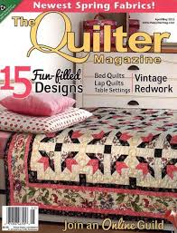 45 best Revistas de quilting images on Pinterest | Crafts, Bags ... & Looking for classic, traditional quilt projects? The Quilter Magazine fits  the bill! Adamdwight.com
