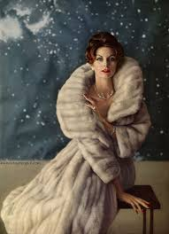 coat vintage fur