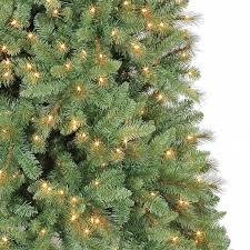 National Tree Company 9 Ft Tiffany Slim Fir Artificial Christmas Artificial Christmas Tree 9ft