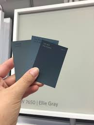 Dark Grey Paint Colors How To Pick Out The Perfect Paint Color From Thrifty Decor Chick