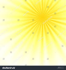 Yellow Light Shining Down Illustration Light Beams Shining Down On Stock Image