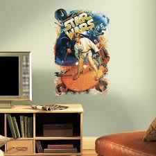 image of star wars wall decals canada