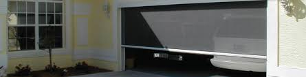 garage door screens retractableRetractable Garage Door Screen  Mirage Screen Systems